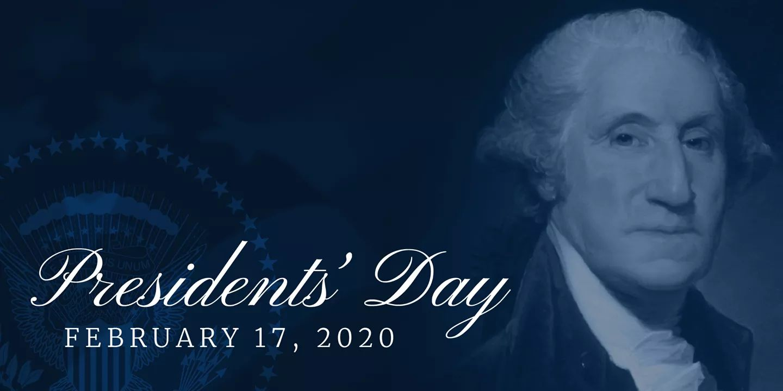 Happy Presidents' Day!