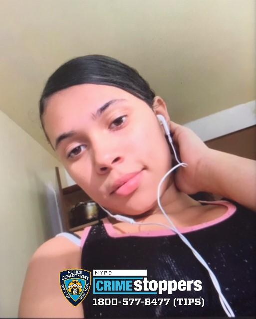 Julixza Toledo, 15, Missing