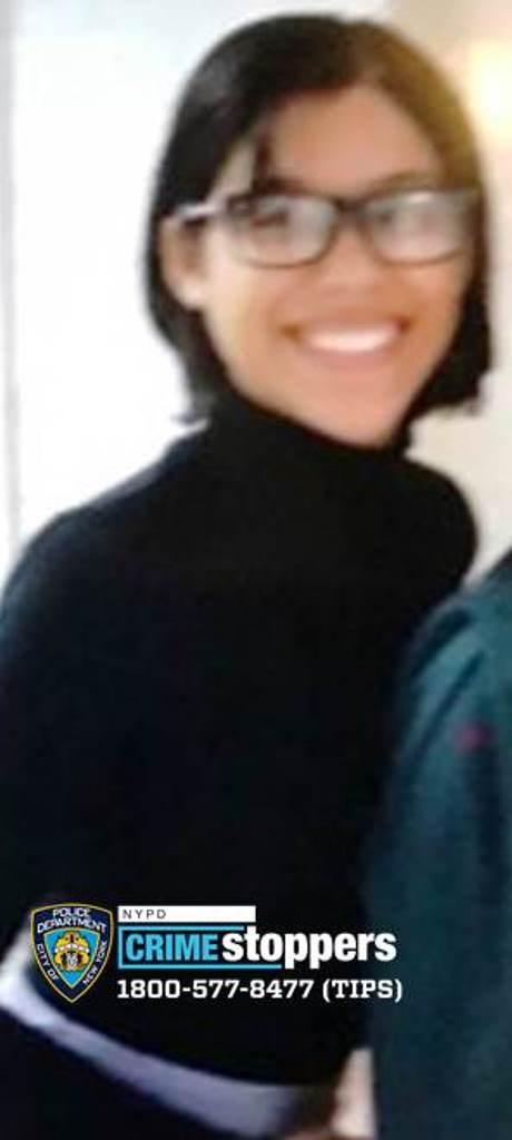 Gabriela Ferreras, 16,Missing