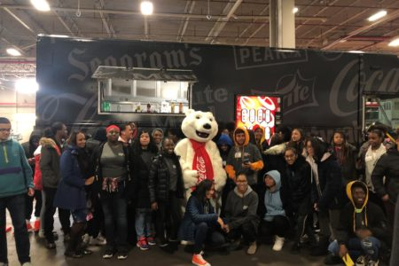 Liberty Coca-Cola Provides Bronx High School Students With Opportunities To Explore Career Paths