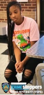 Halyssa Seales, 13, Missing
