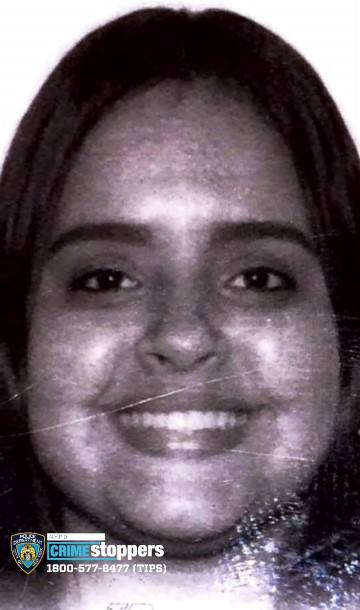 Haniery Tejada Espinal, 17, Missing