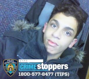 Ibraheem Kassim, 16, Missing