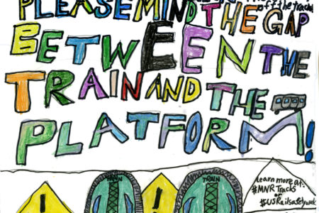 Metro-North Railroad Announces Second Annual Rail Safety Poster Contest Winners