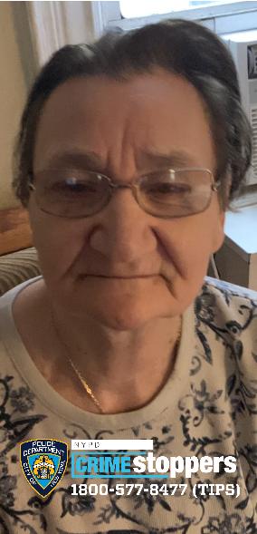 Konefal Czeslawa, 76, Missing
