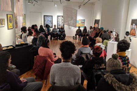 Bronx Book Club Builds A Community Of Readers & Presents A Space To Discuss Social Issues