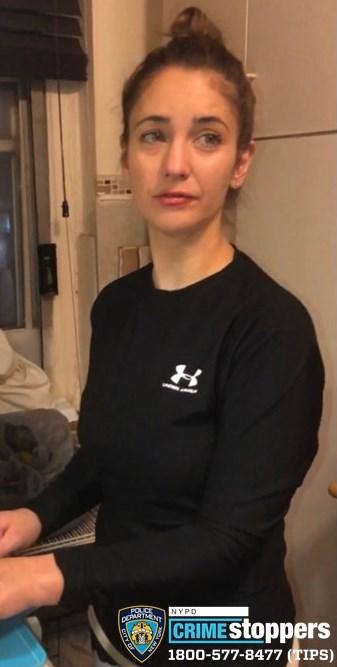 Marilyn Martone, 34, Missing