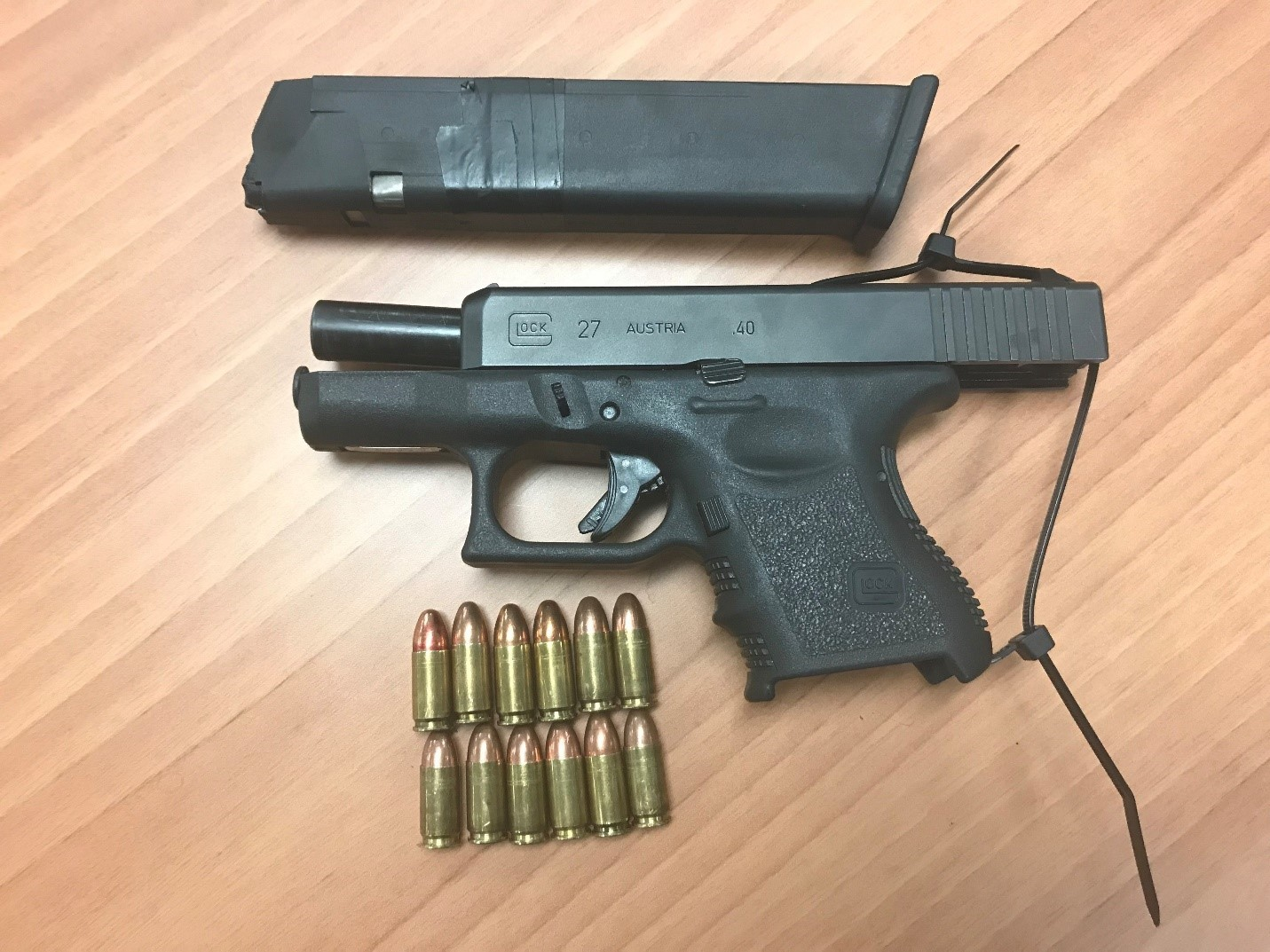Bronx Gun & Heroin Trafficking Ring Taken Down
