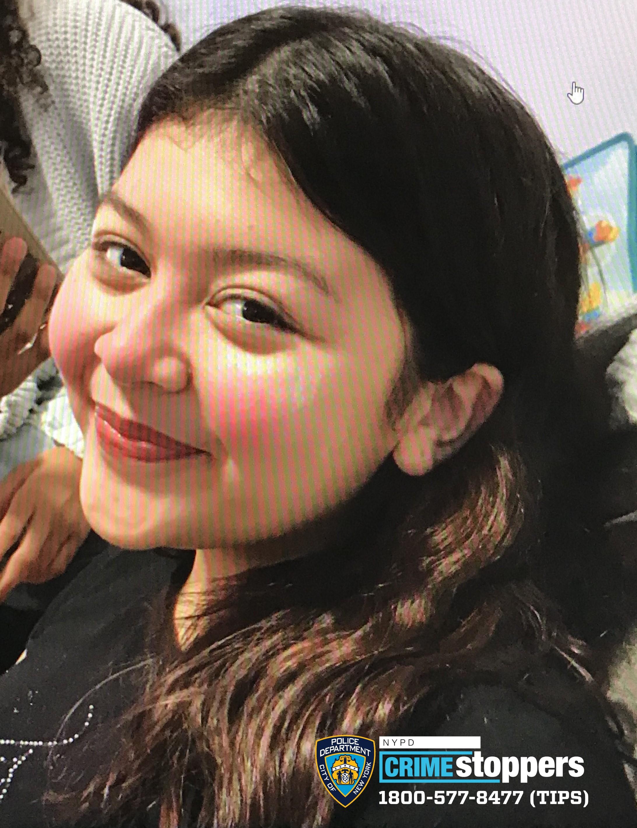 Sarah Sitorus, 16, Missing