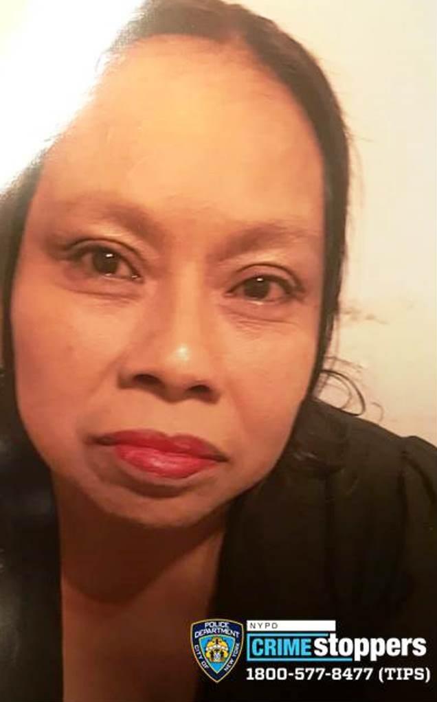 Maria Garcia, 45, Missing