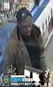 Help Identify An Assault Suspect