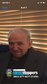 Angelo Trocchia, 82, Missing