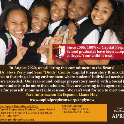 Capital Preparatory Bronx Charter School