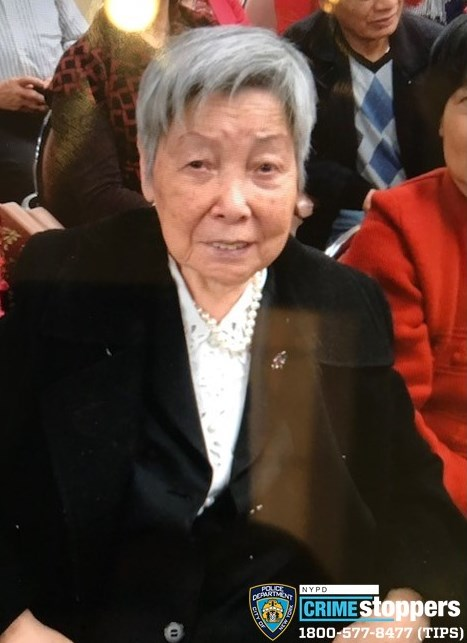 Dechun Tang, 94, Missing