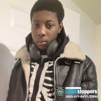 Demetrius Cross, 14, Missing