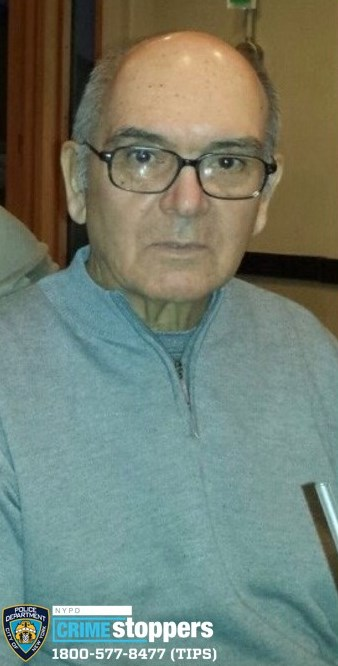 Juan Velazquez, 82, Missing