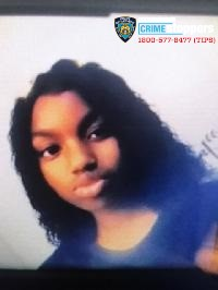 Niah Sykes, 14, Missing