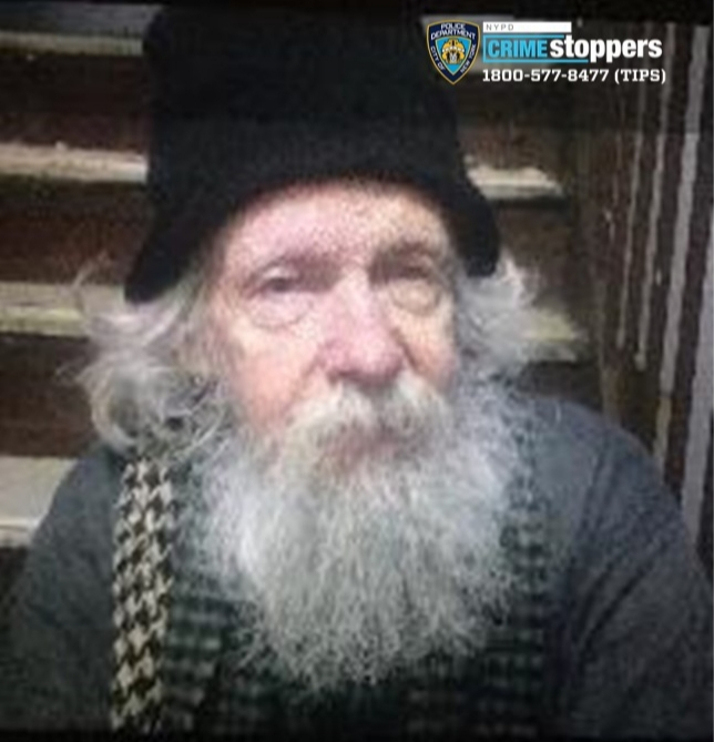 Robert McKeown, 69, Missing