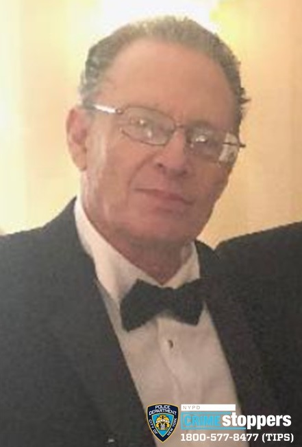 Robert Meyer, 66, Missing