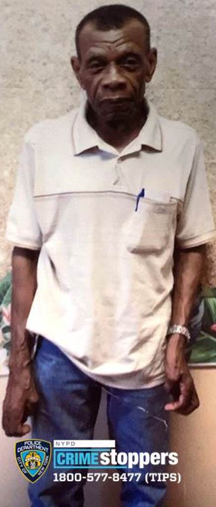Saint Claire Brathwaite, 80, Missing