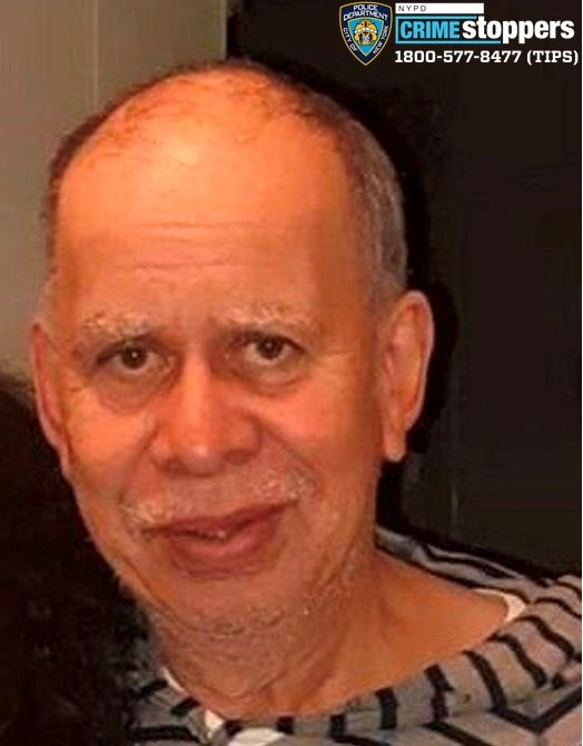 William Mejias-Rodriguez, 75, Missing