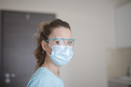 The United Nations Donate 250,000 Surgical Masks To New York City