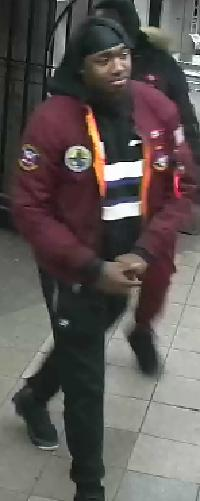 Help Identify A Robbery Octet