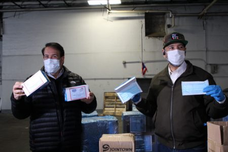 Bronx Auto Dealers Donate 50K Face Masks