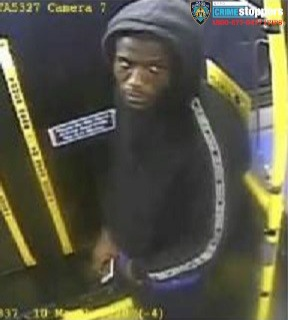 Help Identify A Public Lewdness Suspect