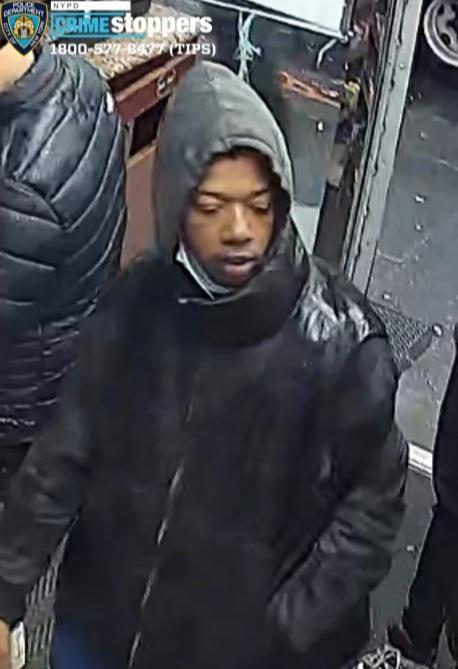 Help Identify A Robbery Trio