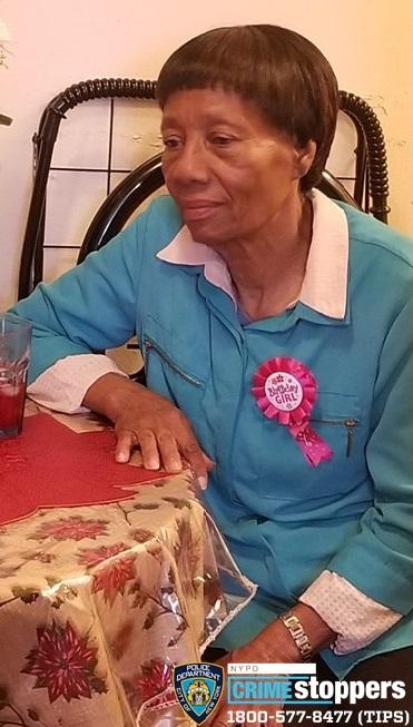 Concessia Perez, 75, Missing