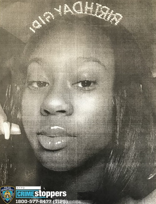 Imani Kollie, 16, Missing