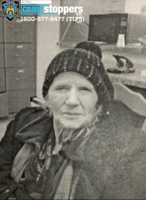 Janet Markoe, 84, Missing