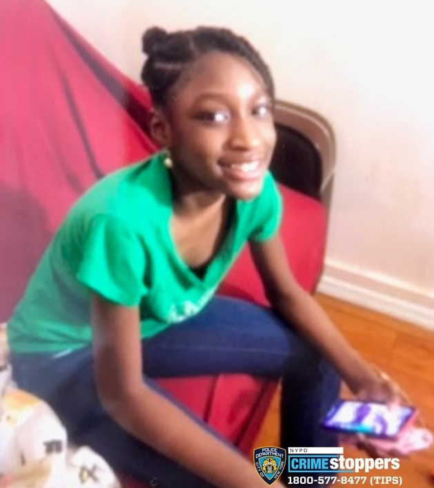 Jeniah Pierre, 11, Missing