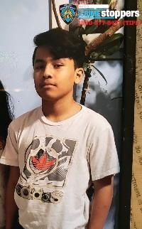 Johan Andrade, 14, Missing