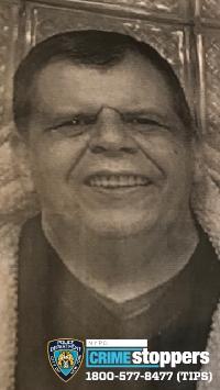 Joseph Zavoli, 67, Missing