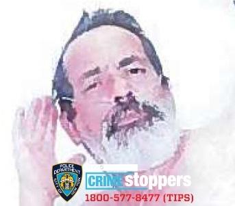 Julio Orengo, 55, Missing