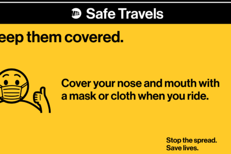 """MTA Launches """"Keep Them Covered"""" Campaign"""