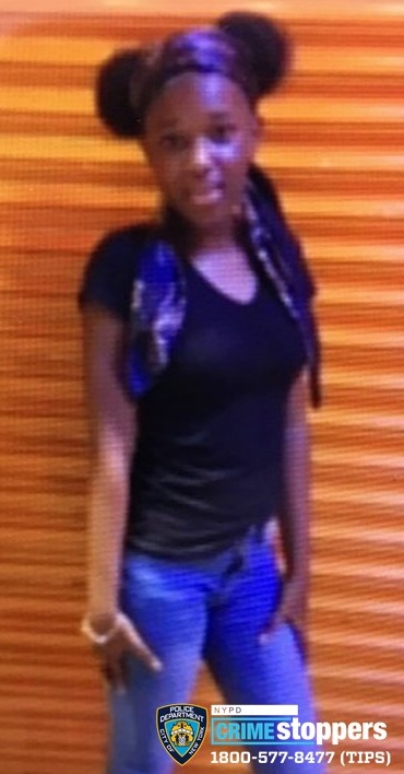 Keyanha Desir, 13, Missing