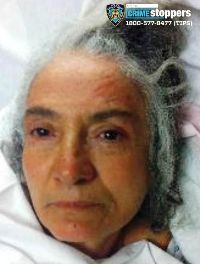 Lydia Batista, 73, Missing