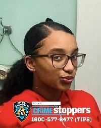 Samila Gonzalez, 13, Missing