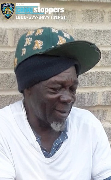 Vincent Smith, 68, Missing