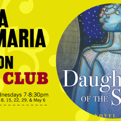 Casita Maria Book Club: Daughters Of The Stone By Dahlma Llanos-Figueroa