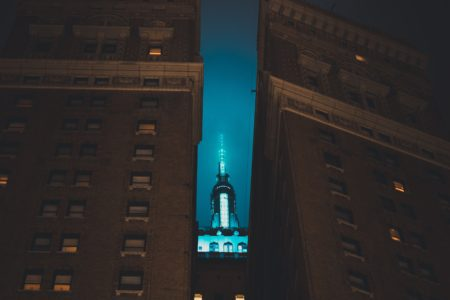 Empire State Building Will Shine Blue Tonight In Honor Of MTA Workforce