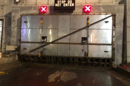 MTA Bridges & Tunnels Tests Tunnel Flood Gates