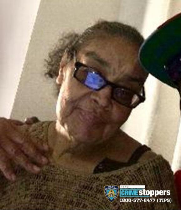 Brenda Martin, 74, Missing