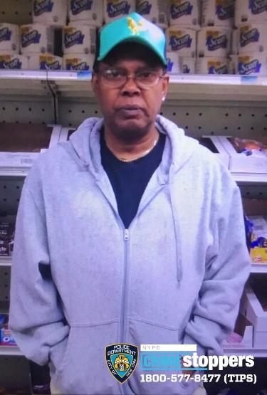 Earl Green, 62, Missing