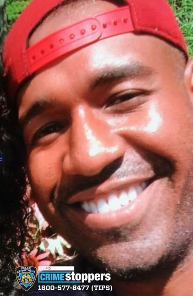 Edgardo Casas, 37, Missing