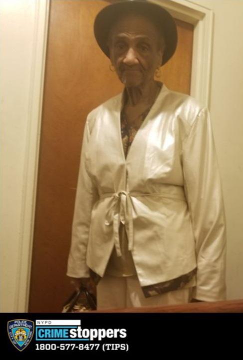 Eldica Granger, 89, Missing