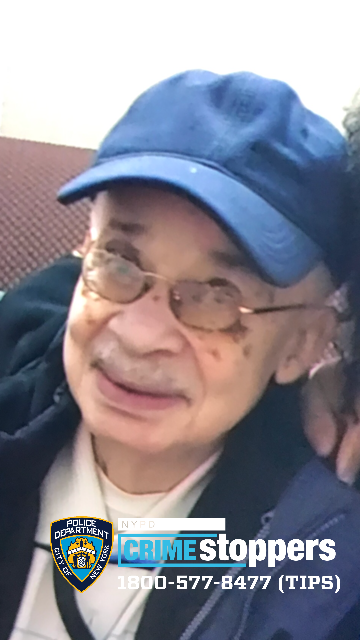 Eloy Armstrong, 81, Missing